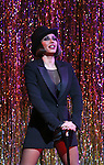 Mel B during their Curtain Call Bows in Broadway's 'Chicago' at  the Ambassador Theatre in New York City.
