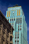 Eastern Columbia Building, Downtown Los Angeles, 2003