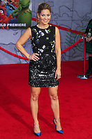 "HOLLYWOOD, LOS ANGELES, CA, USA - MARCH 11: Candace Cameron Bure at the World Premiere Of Disney's ""Muppets Most Wanted"" held at the El Capitan Theatre on March 11, 2014 in Hollywood, Los Angeles, California, United States. (Photo by Xavier Collin/Celebrity Monitor)"