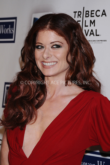 WWW.ACEPIXS.COM . . . . . ....April 22 2009, New York City....Debra Messing arriving at the premiere of 'Whatever Works' during the 2009 Tribeca Film Festival at Ziegfeld on April 22, 2009 in New York City.....Please byline: AJ SOKALNER - ACEPIXS.COM.. . . . . . ..Ace Pictures, Inc:  ..tel: (212) 243 8787 or (646) 769 0430..e-mail: info@acepixs.com..web: http://www.acepixs.com