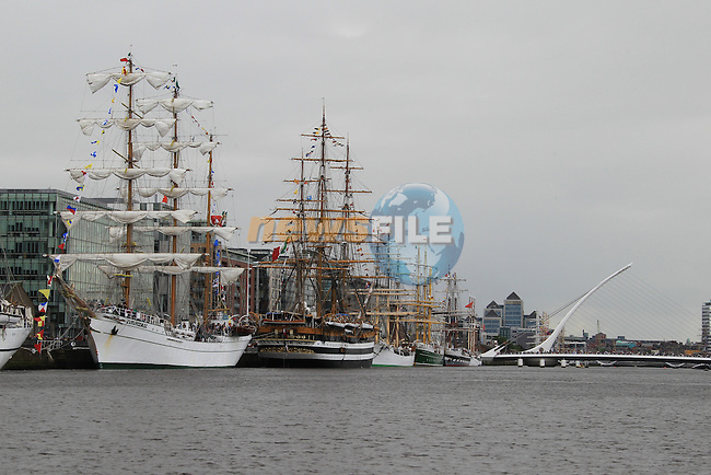 The Tall Ships Dublin 2012.Picture: Fran Caffrey / www.newsfile.ie