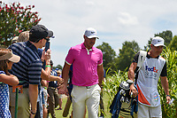 Brooks Koepka (USA) makes his way to 13 during round 2 of the WGC FedEx St. Jude Invitational, TPC Southwind, Memphis, Tennessee, USA. 7/26/2019.<br /> Picture Ken Murray / Golffile.ie<br /> <br /> All photo usage must carry mandatory copyright credit (© Golffile | Ken Murray)