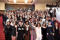 82 femmes<br /> 12-05-2018 Cannes <br /> 71ma edizione Festival del Cinema <br /> Foto Panoramic/Insidefoto