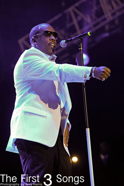 Michael Bivins of New Edition performs at the 2011 Essence Music Festival on July 3, 2011 in New Orleans, Louisiana at the Louisiana Superdome.