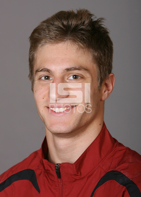 STANFORD, CA - OCTOBER 23:  Nick Noone of the Stanford Cardinal men's gymnastics team poses for a headshot on October 23, 2008 in Stanford, California.