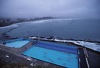 The St Clair Salt Water Pool in Dunedin, New Zealand - 1995