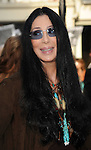 """WESTWOOD, CA - JULY 06: Cher arrives to the """"Zookeeper"""" Los Angeles Premiere at Regency Village Theatre on July 6, 2011 in Westwood, California."""