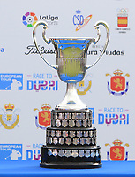 The Open de Espana Cup during Round 4 of the Open de Espana 2018 at Centro Nacional de Golf on Sunday 15th April 2018.<br /> Picture:  Thos Caffrey / www.golffile.ie<br /> <br /> All photo usage must carry mandatory copyright credit (&copy; Golffile | Thos Caffrey)