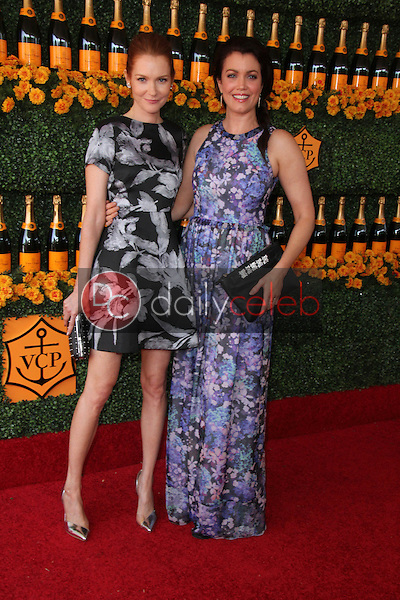 Darby Stanchfield, Bellamy Young<br />