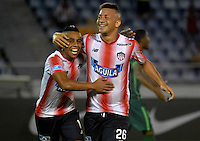 Atlético Junior de Colombia vs Chapecoense de Brasil , 19-10-2016