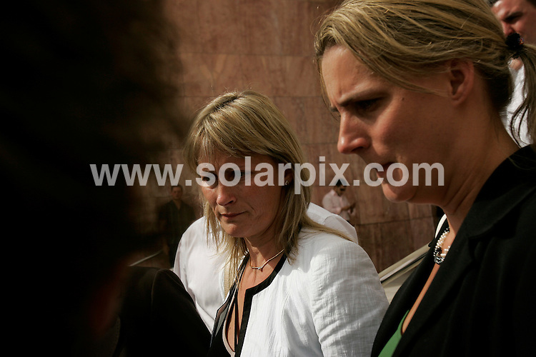 **ALL ROUND PICTURES FROM SOLARPIX.COM**.**WORLDWIDE SYNDICATION RIGHTS**.Michael McArdle has been found guilty of the manslaughter of his ex-girfriend Kelly-Anne Corcoran who died in Marbella over eight years ago, on the eighth day of his trial in Malaga, southern Spain, October 7, 2008..This pic: Corcoran Family..JOB REF: 7539 NNA       DATE: 07_10_2008.**MUST CREDIT SOLARPIX.COM OR DOUBLE FEE WILL BE CHARGED* *UNDER NO CIRCUMSTANCES IS THIS IMAGE TO BE REPRODUCED FOR ANY ONLINE EDITION WITHOUT PRIOR PERMISSION*