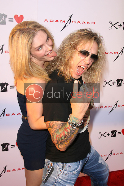 Michael Starr<br /> at the Adam Saaks Flagship Store Opening, Adam Saaks Store, Los Angeles, CA. 10-10-10<br /> David Edwards/DailyCeleb.Com 818-249-4998
