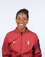 Stanford Track and Field Portraits, October 4, 2017