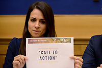 Roma, 14 Luglio 2017<br /> Enrica Sabatini<br /> Sistema operativo Rousseau: Presentata la &ldquo;call to action&rdquo; del Movimento 5 Stelle alla Camera
