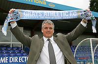 Frank Gray (New Mananger, Grays Athletic Football Club) - 25/05/06 - MANDATORY CREDIT: Gavin Ellis