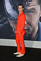 "LOS ANGELES, CA. October 01, 2018: Mark Foster at the world premiere for ""Venom"" at the Regency Village Theatre.<br /> Picture: Paul Smith/Featureflash"