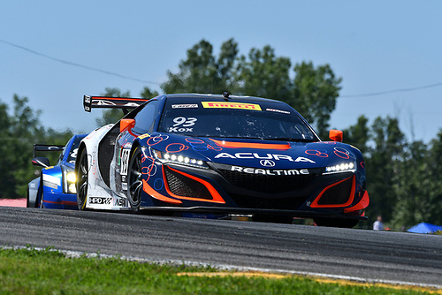 Pirelli World Challenge<br /> Grand Prix of Mid-Ohio<br /> Mid-Ohio Sports Car Course, Lexington, OH USA<br /> Sunday 30 July 2017<br /> Peter Kox<br /> World Copyright: Richard Dole/LAT Images<br /> ref: Digital Image RD_MIDO_17_294