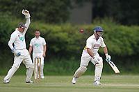 Skipper of Rainham Bentley CC (Bowling) vs Rainham CC, T Rippon Mid Essex Cricket League Cricket at Coxtie Green Road on 9th June 2018