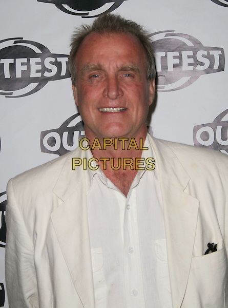 "MARSHALL BELL .Outfest World Premiere of ""Hamlet 2"" held at the Directors Guild of America, Hollywood, California, USA, .13 July 2008..portrait headshot  white cream shirt suit jacket .CAP/ADM/FS.©Faye Sadou/Admedia/Capital Pictures"