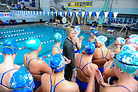 CCSU Swimming & Diving Senior Day 1/26/2018