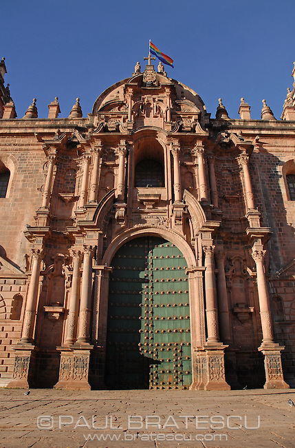 Cathedral,Cusco, Peru.