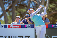 Jin Young Ko (KOR) during the third round of the ISPS Handa Women&rsquo;s Australian Open, The Grange Golf Club, Adelaide SA 5022, Australia, on Saturday 16th February 2019.<br /> <br /> Picture: Golffile | David Brand<br /> <br /> <br /> All photo usage must carry mandatory copyright credit (&copy; Golffile | David Brand)