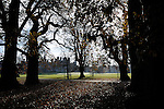 26/11/2016.  Burghley Park,  United Kingdom. Autumn Colours in Burghley Park, Stamford, Lincolnshire. Jonathan Clarke / JPC Images