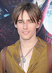 Reeve Carney attends  COLUMBIA PICTURES' THE AMAZING SPIDER-MAN Premiere held at Regency Village Theater in Westwood, California on June 28,2012                                                                               © 2012 Hollywood Press Agency