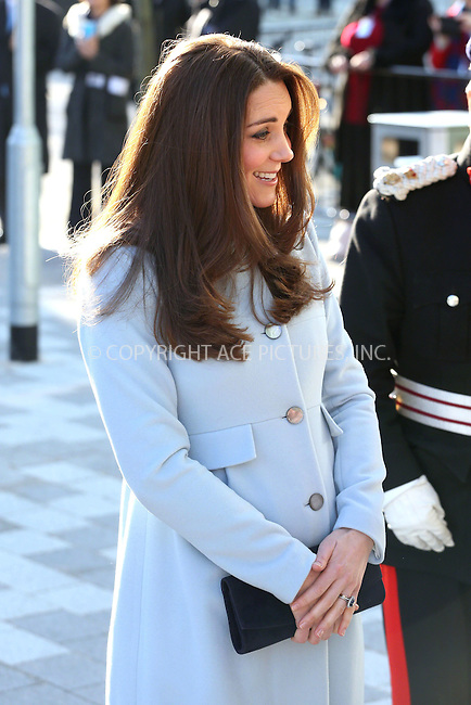 WWW.ACEPIXS.COM<br /> <br /> January 19 2015, London<br /> <br /> Catherine, Duchess of Cambridge opens the Kensington Aldridge Academy on January 19 2015 in London<br /> <br /> By Line: Famous/ACE Pictures<br /> <br /> <br /> ACE Pictures, Inc.<br /> tel: 646 769 0430<br /> Email: info@acepixs.com<br /> www.acepixs.com