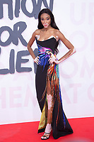 Winnie Harlow at the 2018 Fashion For Relief gala during the 71st Cannes Film Festival, held at Aeroport Cannes Mandelieu in Cannes, France.<br /> CAP/NW<br /> &copy;Nick Watts/Capital Pictures