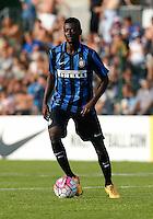 Assane  Gnoukouri<br /> italian Prseason soccer match between FC inter e Carpi , at Stadium of Rischione di Brunico Italy July 15, 2015