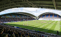 Picture by SWpix.com - John Smiths Stadium, Huddersfield, England - Huddersfield will play host to the Rugby League World Cup 2021.