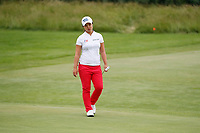 Sei Young Kim (South Korea) putts on the 18th hole during the final round of the ShopRite LPGA Classic presented by Acer, Seaview Bay Club, Galloway, New Jersey, USA. 6/10/18.<br /> Picture: Golffile | Brian Spurlock<br /> <br /> <br /> All photo usage must carry mandatory copyright credit (&copy; Golffile | Brian Spurlock)