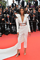 """CANNES, FRANCE. May 20, 2019: Cindy Bruna  at the gala premiere for """"La Belle Epoque"""" at the Festival de Cannes.<br /> Picture: Paul Smith / Featureflash"""