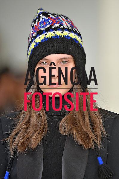 Nova Iorque, EUA &ndash; 02/2014 - Desfile de Raplh Lauren durante a Semana de moda de Nova Iorque - Inverno 2014. <br /> Foto: FOTOSITE