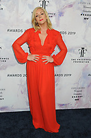05 June 2019 - New York, New York - Jane Krakowski. 2019 Fragrance Foundation Awards held at the David H. Koch Theater at Lincoln Center. Photo Credit: LJ Fotos/AdMedia