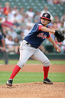 Pawtucket Red Sox Abe Alvarez during an International League game at Frontier Field on July 4, 2006 in Rochester, New York.  (Mike Janes/Four Seam Images)