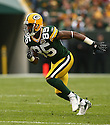 GREG JENNINGS, of the Green Bay Packers, in action during the Packers games against the Washington Redskins, in Green Bay, Wisconsin on October 14, 2007.  ..The Packers won the game 17-14...COPYRIGHT / SPORTPICS..........