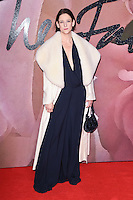 Maria Gratchvogel at the Fashion Awards 2016 at the Royal Albert Hall, London. December 5, 2016<br /> Picture: Steve Vas/Featureflash/SilverHub 0208 004 5359/ 07711 972644 Editors@silverhubmedia.com