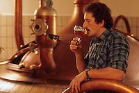 Europe/Belgique/Wallonie/Province du Luxembourg/Orval : L'Abbaye - La brasserie - Dégustation bières trappistes