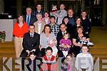 BABY: The parents John Breen and Miriam Managan, Hunters Wood, Tralee of  Maebh Breen who had her christened in St John's Church, Tralee on Saturday, and afterward to Ballyroe Heights Hotel, with family and friends for a meal...........