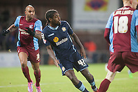 Anthony Grant (Crewe)<br />  - Scunthorpe United vs Crewe Alexandra - Sky Bet League One Football at Glanford Park, Scunthorpe, Lincolnshire - 13/12/14 - MANDATORY CREDIT: Mark Hodsman/TGSPHOTO - Self billing applies where appropriate - contact@tgsphoto.co.uk - NO UNPAID USE