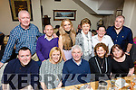 Tralee International Children's Games committee enjoying a night out at Bella Bia's on FridayPictured from l-r Liam Culloty, Paula Henry, Micheal Herlihy, Anne Mc Gilton, Charlotte Dolan, Back l-r  Mike Culloty, Danny Roche, Dearbhail Foley, Margaret Culloty, Joan Roche, Paul Dolan