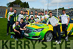 The Kerry stars at Kerry GAA family day at Fitzgerald Stadium  on Sunday