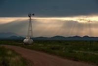 Windmill in Arizona.