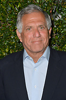 Leslie Moonves at the launch party for Apple Music's &quot;Carpool Karaoke: The Series&quot; at Chateau Marmont, West Hollywood, USA 07 Aug. 2017<br /> Picture: Paul Smith/Featureflash/SilverHub 0208 004 5359 sales@silverhubmedia.com