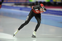 SCHAATSEN: HEERENVEEN: Thialf, Essent ISU World Cup, 03-03-2012, 10k Men, Bart Swings (BEL), ©foto: Martin de Jong