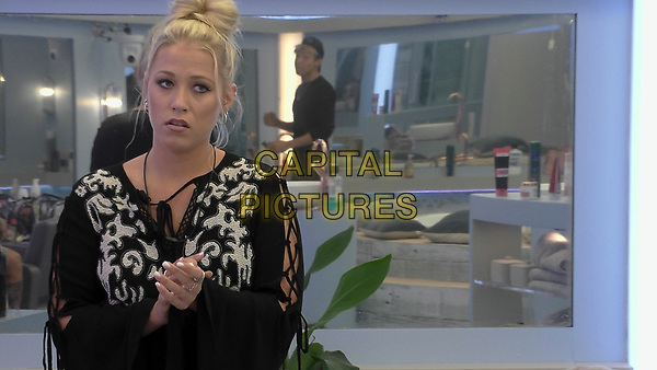 Celebrity Big Brother 2017<br /> Amelia Lily and Sam Thompson.<br /> *Editorial Use Only*<br /> CAP/KFS<br /> Image supplied by Capital Pictures