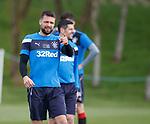 27.04.2018 Rangers training: Russell Martin