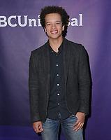 09 January 2018 - Pasadena, California - Damon J. Gillespie. 2018 NBCUniversal Winter Press Tour held at The Langham Huntington in Pasadena. <br /> CAP/ADM/BT<br /> &copy;BT/ADM/Capital Pictures